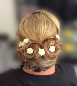 wedding-hair at Ruby Mane Hairdressing Salon in Farnham