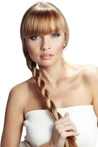 bridal hairstyles at Ruby Mane Hairdressing Salon in Farnham