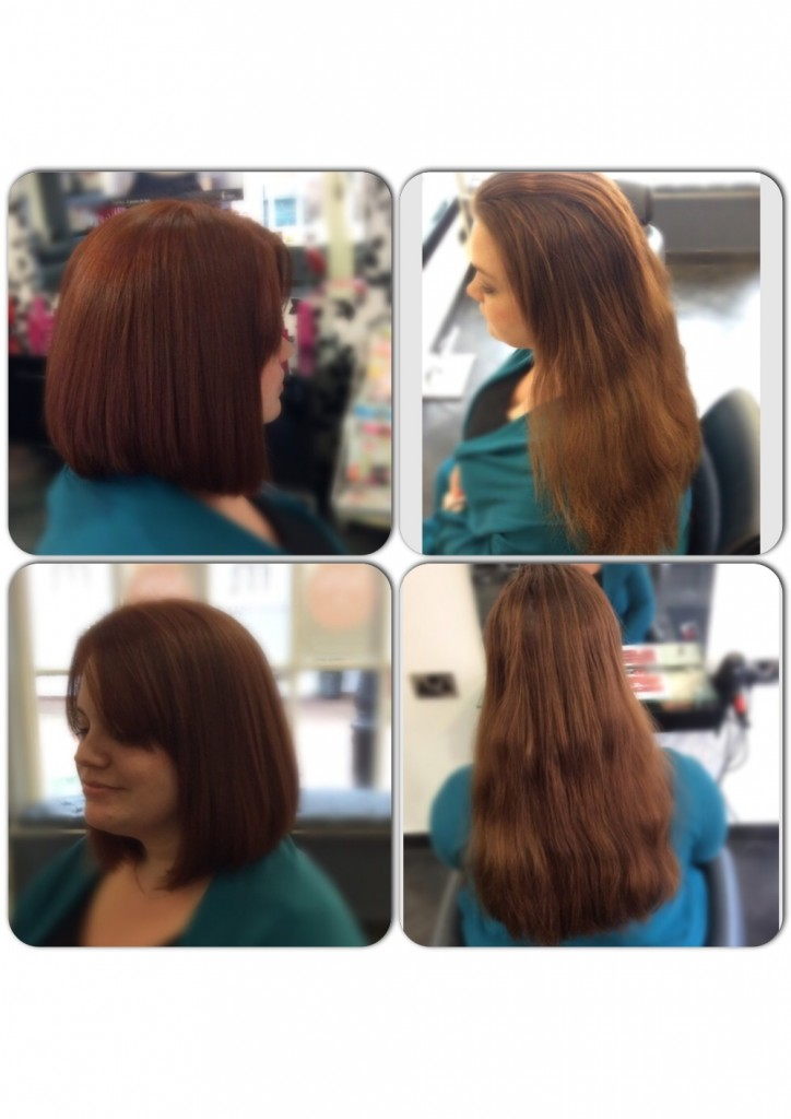 Before & After Photos at Top Hair Salon in Farnham, Surrey