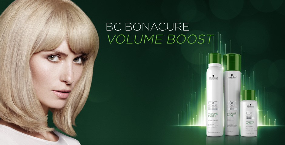 Add Volume to Thin Hair