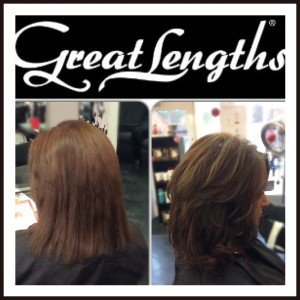 Before & After Photos at Top Hair Salon in Farnham, Surrey