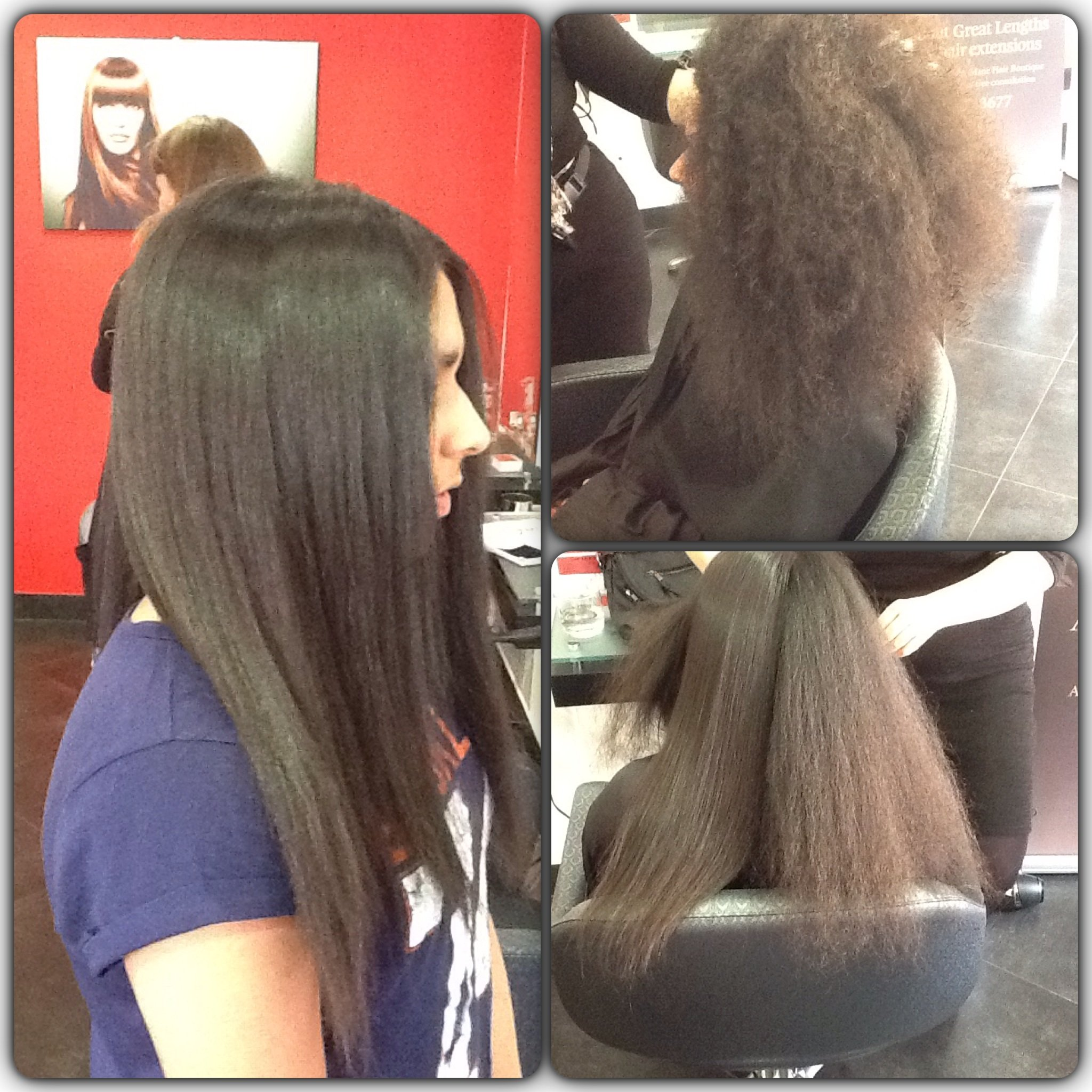 kerastraight with kay before and after, Before & After Photos at Top Hair Salon in Farnham, Surrey