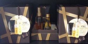 Schwarzkopf BC Miracle Oil gift et