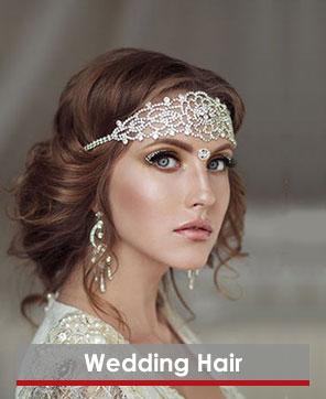 Wedding Hair & Make-Up