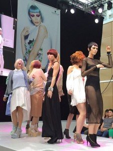 COLOUR DECODED CATWALK SHOW
