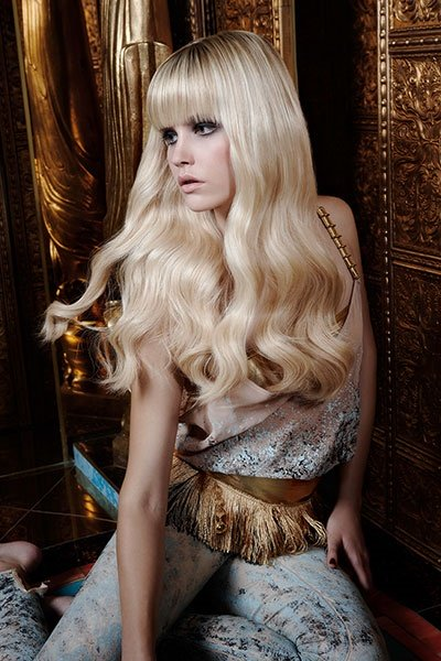 How To Get Glossy Celebrity Hair!