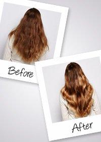 Hair Colour repair treatment, Farnham hair salon