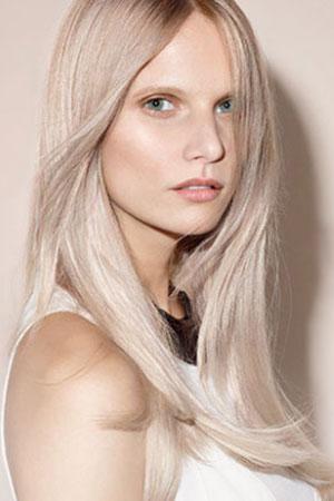 Straight, Sleek Hairstyle Ideas