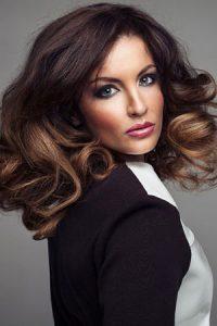 balayage hair colour, ruby mane hairdressers, farnham