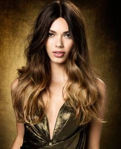 balayage hair colour trend, farnham hairdressers