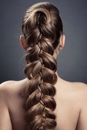 Trendy Prom Hairstyles