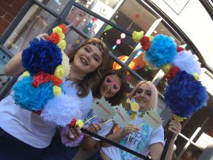 Farnham hair salon charity day