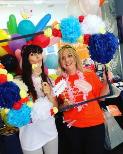 Ruby Mane Hairdressers Charity Fundraiser