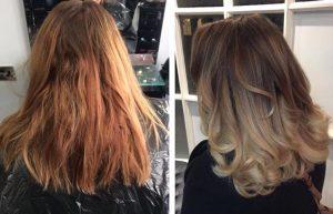 balayage, farnham hair salon