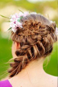 summer festival hair ideas, ruby mane hair salon, farnham, surrey