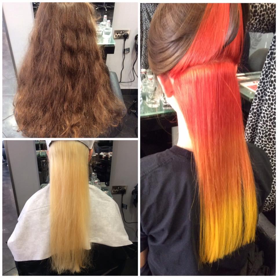 hidden hair colour, farnham hair salon, surrey