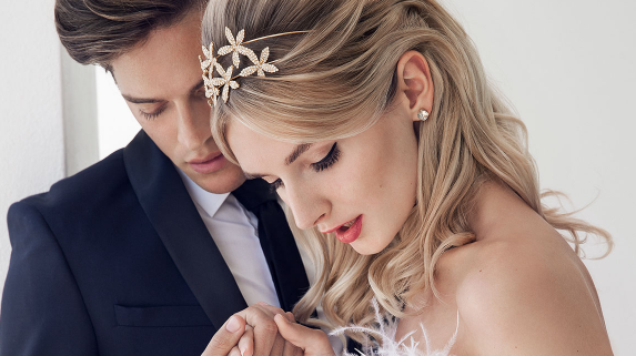 wedding hair and make up at top hairdressers in farnham, surrey