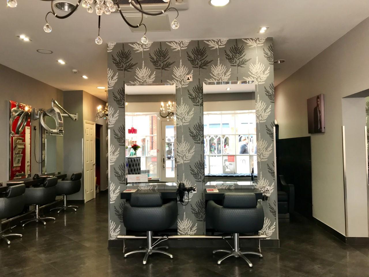 ruby mane hair salon in farnham, surrey