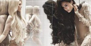 Hair Extensions at Ruby Mane Hairdressing Salon in Farnham