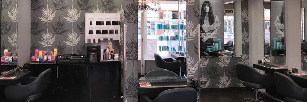 About Ruby Mane hair salon in farnham,surey