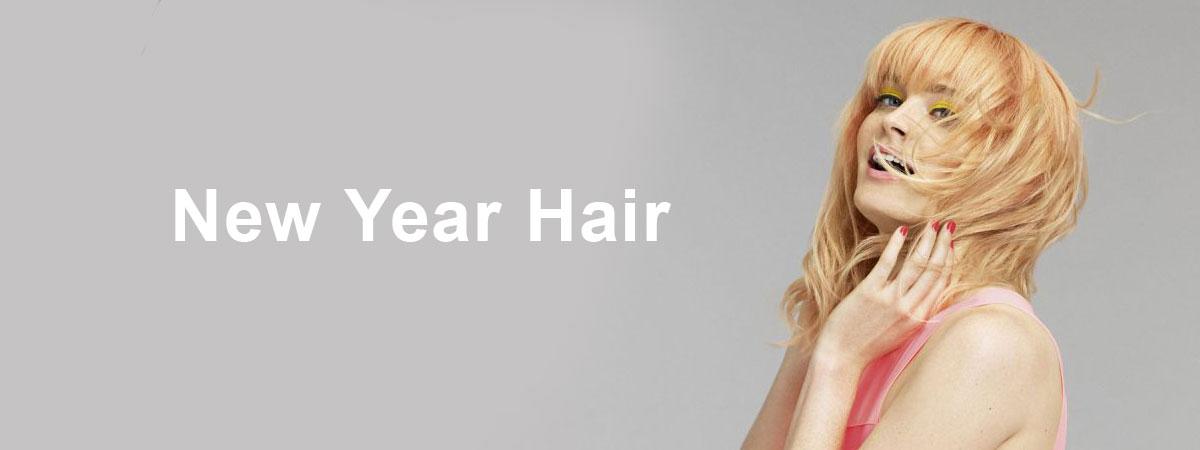 New Year Hair Resolutions, ruby mane, hair salon, farnham