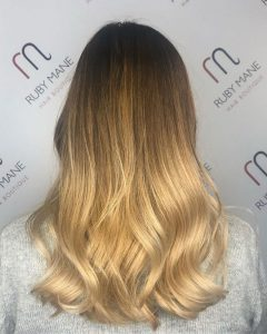 BALAYAGE, RUBY MANE HAIR BOUTIQUE, FARNHAM, SURREY