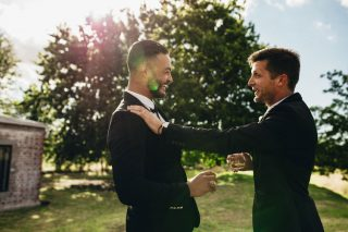 Wedding Hair – Let's Hear It For The Groom!