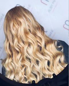 Blonde Hair Colouring at Ruby Mane Hair Salon, Farnham, Surrey