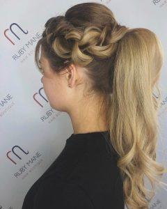 festival hair ideas ruby mane hair salon farnham surrey