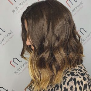 brunette hair colours for autumn top hair salon surrey