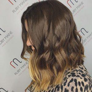 brunette hair colours for autumn top hair salon surrey