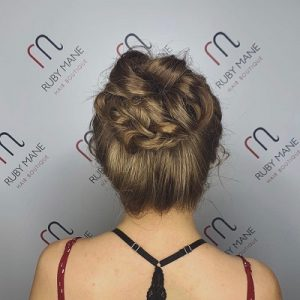 wedding guest hair ideas ruby mane hair salon farnham surrey