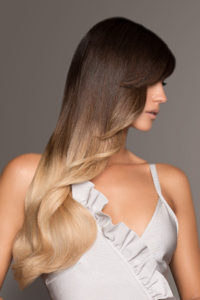 ombre, hair salon farnham, surrey