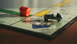Monopoly, How to Keep Children Entertained During Lockdown, Ruby Mane Hair Boutique in Farnham