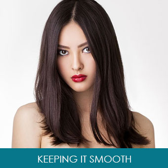 Hair Smoothing at Ruby Mane Hairdressing Salon in Farnham