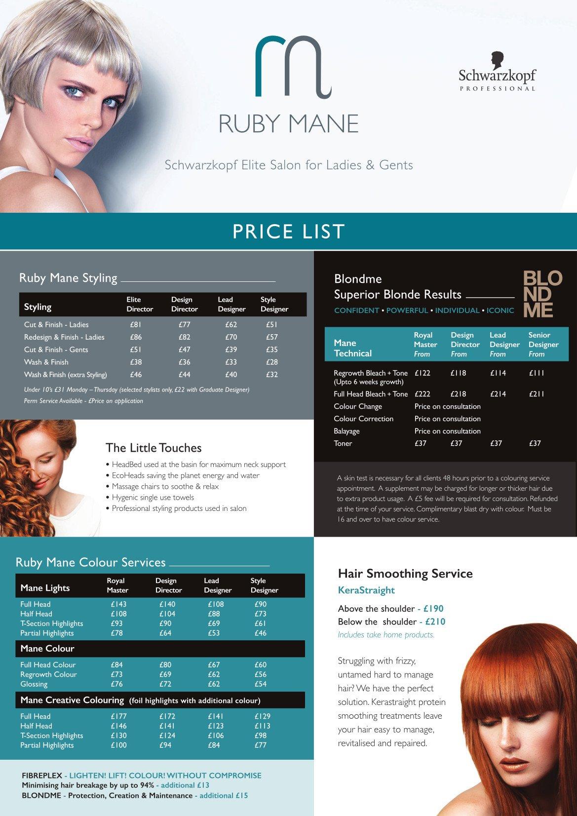Price List Update Dec2020