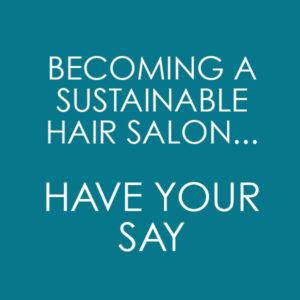Sustainable Hairdressers in Farnham Surrey