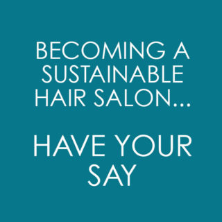 Becoming A Sustainable Salon