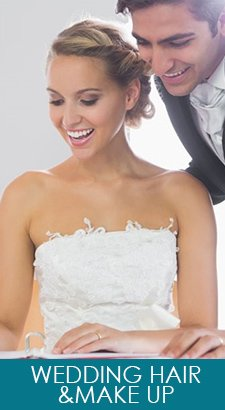 Wedding Hair Make Up Ruby Mane Hair Boutique, Farnham, Surrey