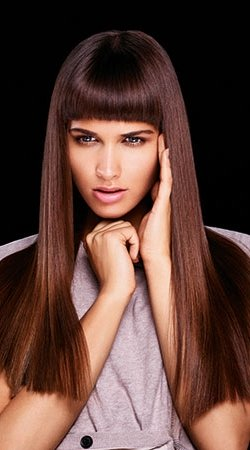 hair smoothing treatments