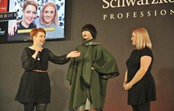 Schwarzkopf Inspire UK Live Competition @ Ruby Mane Hairdressers, Farnham