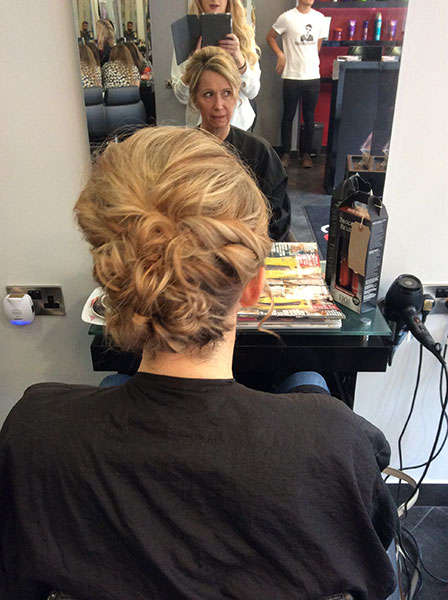Bridal Hairstyles by Ruby Mane Farnham, Surrey