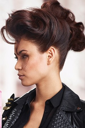 Prom Hairstyles at Ruby Mane Hairdressing Salon in Farnham