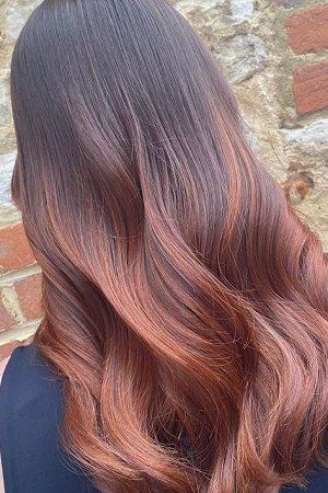 copper-balayage-at-ruby-mane-hair-boutique-in-farnham-surrey