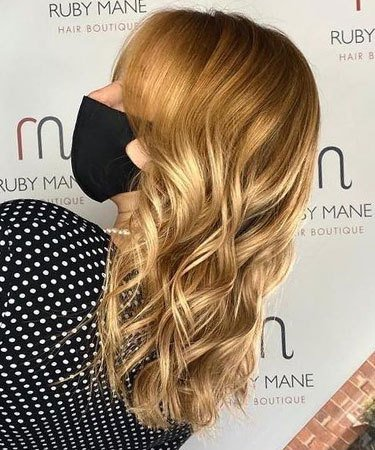 Balayage at Ruby Mane Hair Salon in Farnham